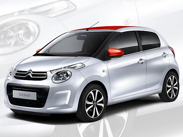 citroen c1-soft-top mini category for rent