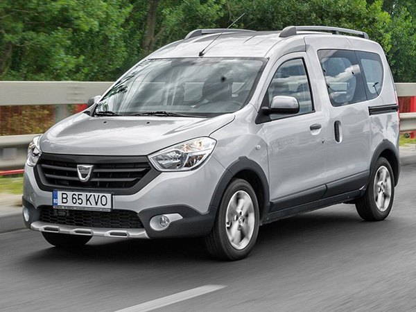 dacia dokker station wagon category for rent
