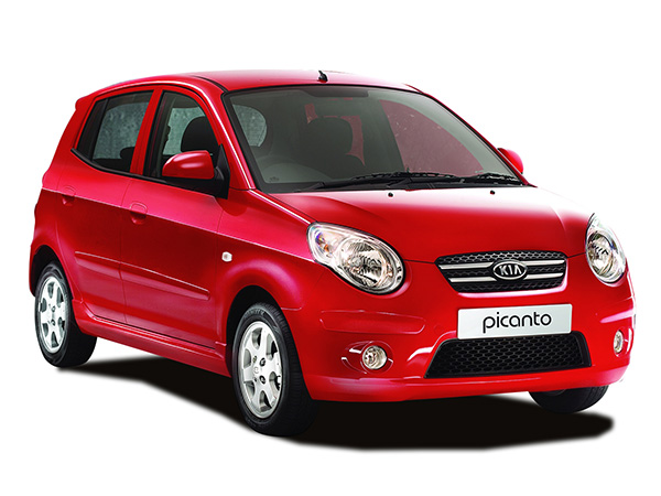 kia picanto budget category for rent