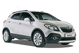 OPEL MOKKA 2018 car hire