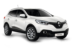 RENAULT KADJAR 2017 car hire