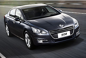 PEUGEOT 508 for rent